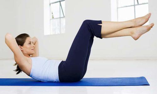 В период обострения все упражнения можно выполнять только лежа и ограниченное количество раз, например от 5 до 15