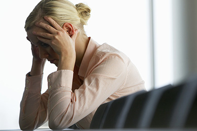 Слабость и усталость у девушки