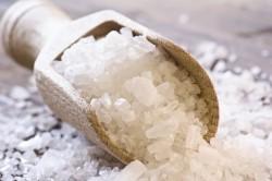 Морская соль для лечения насморка