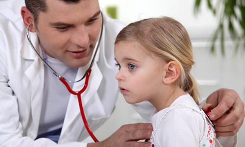Проблема хронического бронхита у ребенка