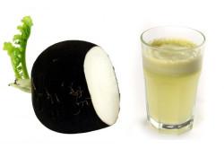 Сок черной редьки для лечения хронического бронхита с астматическим компонентом
