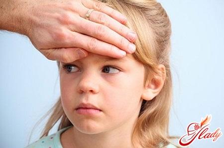 эффективное жаропонижающее средство для детей