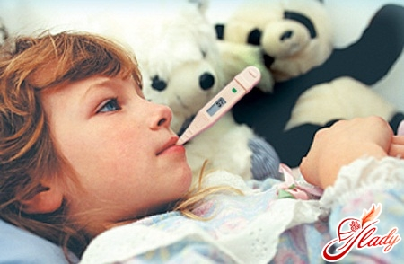 безвредные для здоровья ребенка жаропонижающие средства