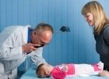 Симптомы и лечение дакриоцистита у новорожденных