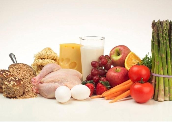 Продукты насыщенные белком