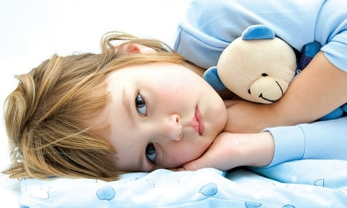 Детям с циститом рекомендован постельный режим на протяжении 3-4 дней