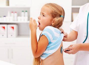 Симптомы и лечение вялотекущего бронхита у ребенка