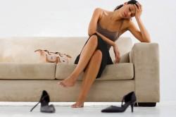 Общая слабость - симптом ВИЧ