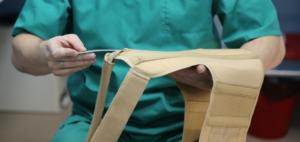 Корсет для использования после операции