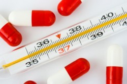 Повышение температуры после прививки