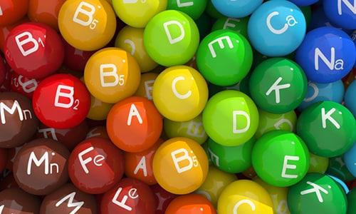 В винограде содержатся витамины С, А, Е, Р, Н, К, группы В