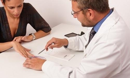 Внесение изменений и дополнений в терапевтический курс должно быть согласовано с врачом