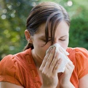 Заложенность носа, зуд в носу, насморк